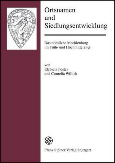 Ortsnamen und Siedlungsentwicklung