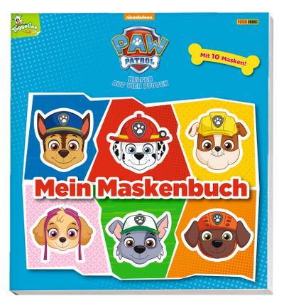 PAW Patrol: Mein Maskenbuch