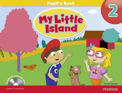 My Little Island Level 2 Student's Book and CD ROM Pack