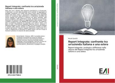 Report Integrato: confronto tra un'azienda italiana e una estera