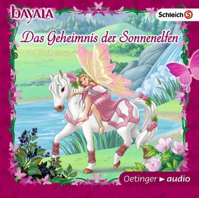 bayala. Das Geheimnis der Sonnenelfen (CD); Band 3, Hörspiel, ca. 40 Min.; Ill. v. Storino, Sara; Deutsch