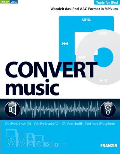 CONVERT music