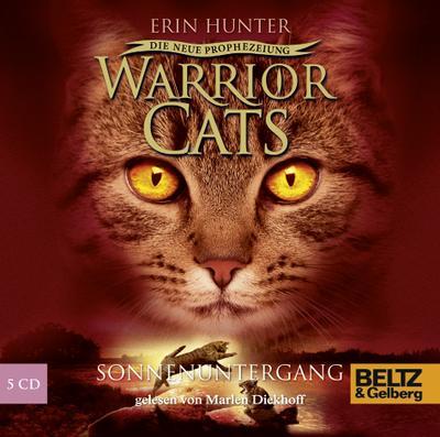 Warrior Cats Staffel 2/06. Die neue Prophezeiung. Sonnenuntergang