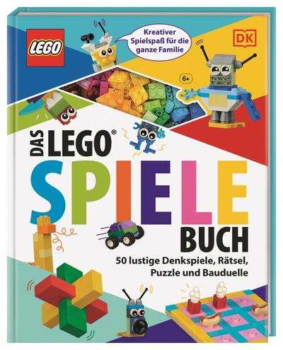 Das LEGO® Spiele Buch