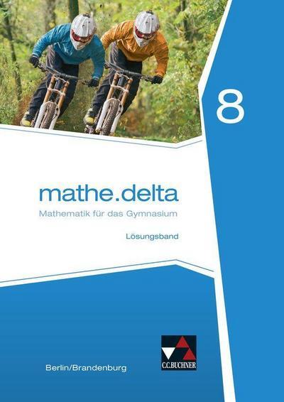 mathe.delta 8 Lehrerband Berlin/Brandenburg