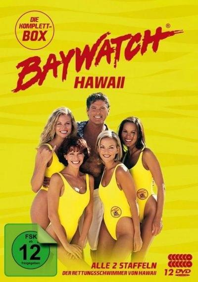 Baywatch Hawaii - Staffeln 1-2 Komplettbox