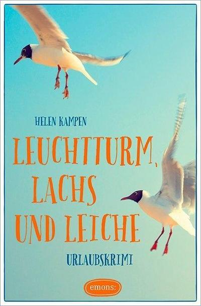 Leuchtturm, Lachs und Leiche; Urlaubskrimi; Deutsch
