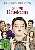 Young Sheldon, DVD