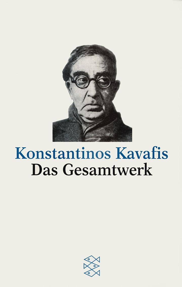 Konstantinos Kavafis / Das Gesamtwerk /  9783596142736
