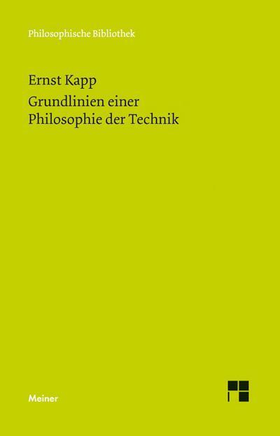 Grundlinien einer Philosophie der Technik