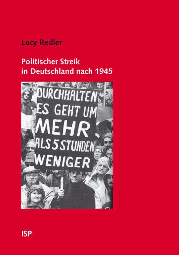 Politischer Streik in Deutschland nach 1945, Lucy Redler