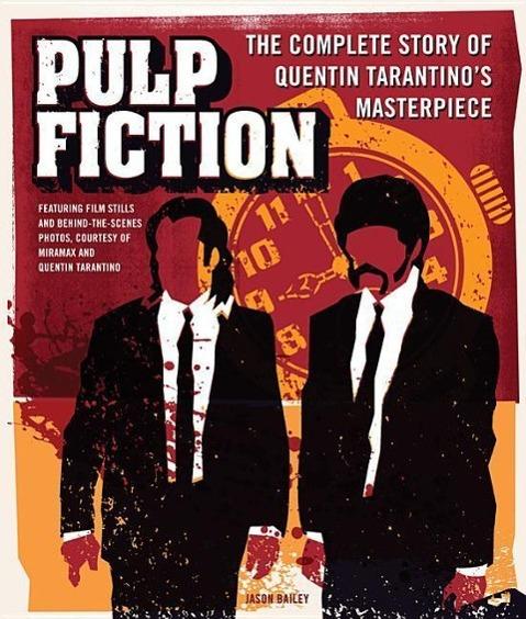 Pulp Fiction Jason Bailey