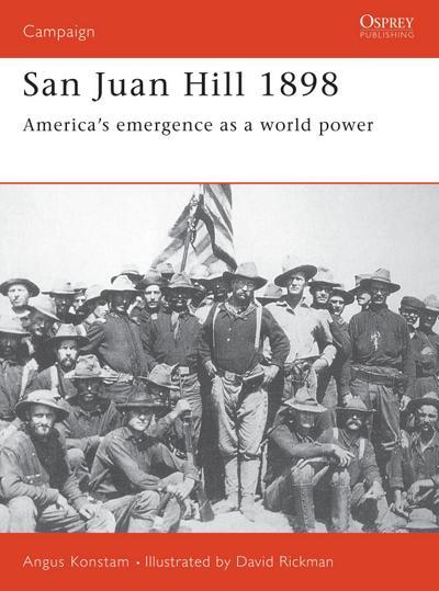 San Juan, 1898