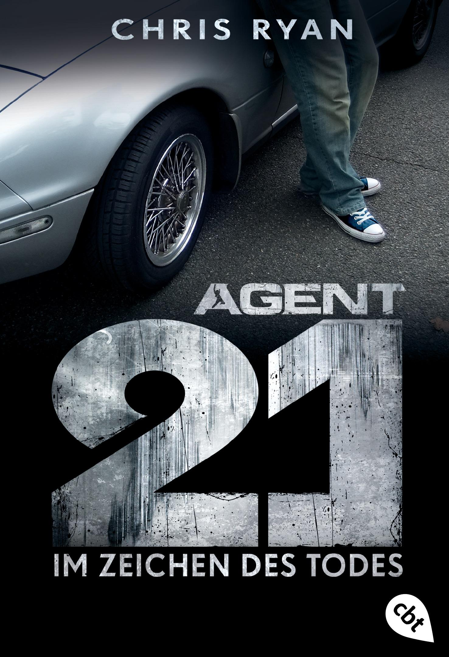 Agent 21 Band 01 - Im Zeichen des Todes   Chris Ryan    9783570308356
