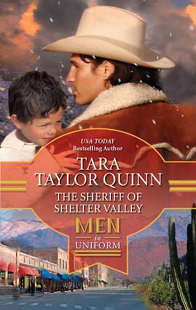 The Sheriff of Shelter Valley (Mills & Boon M&B) (Shelter Valley Stories, Book 5)