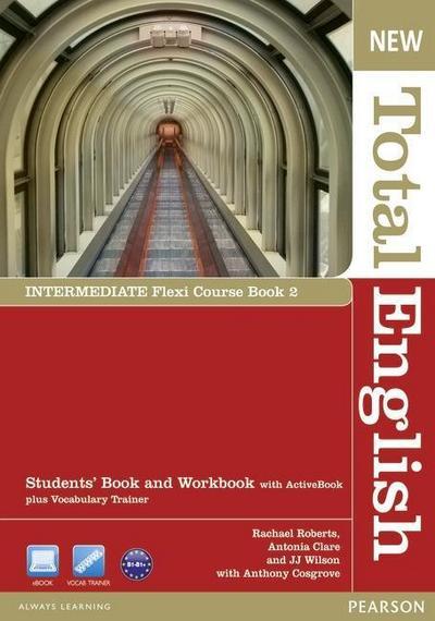 New Total English Intermediate Flexi Coursebook 2 Pack