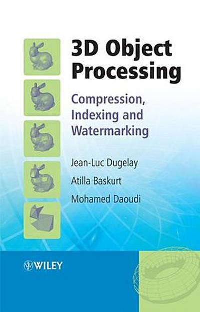 3D Object Processing