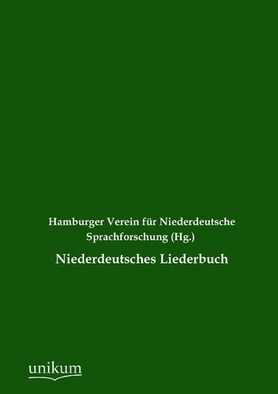 Niederdeutsches Liederbuch