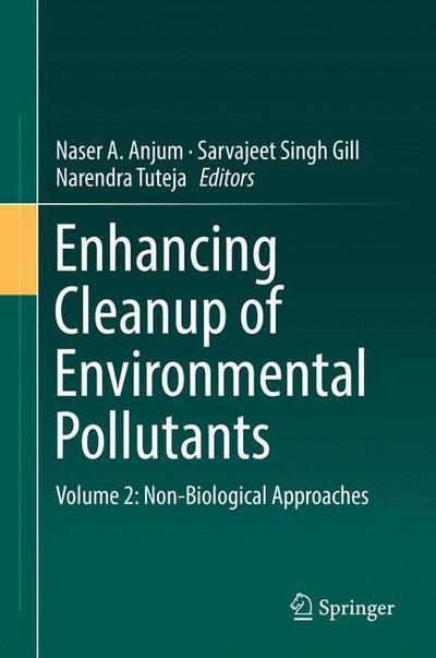 Enhancing Cleanup of Environmental Pollutants