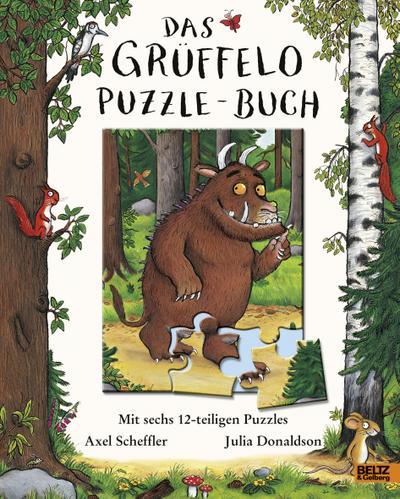 Der Grüffelo. Das Grüffelo-Puzzle-Buch