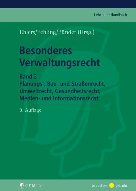 Besonderes Verwaltungsrecht 2, Dirk Ehlers