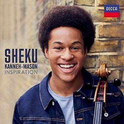 Sheku Kanneh-Mason - Inspiration, 1 Audio-CD