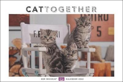 Whiskas Katzenkalender 2022