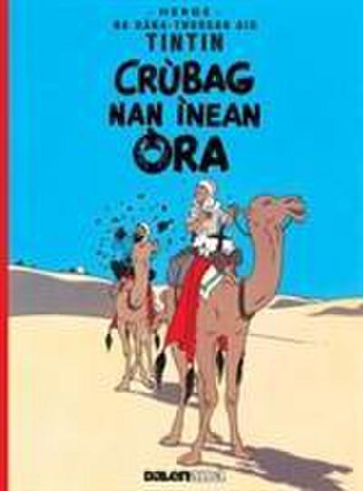 Tintin: Crbag Nan nean ra (Gaelic)