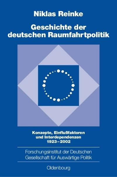 Geschichte der deutschen Raumfahrtpolitik