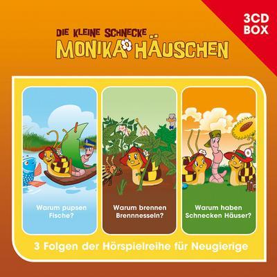 Die kleine Schnecke Monika Häuschen - Hörspielbox Vol.5