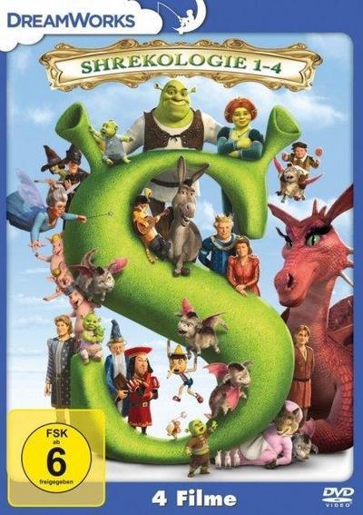 Shrekologie 1-4
