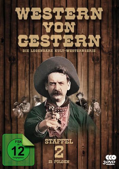 Western von Gestern - Box 2 (21 Folgen) (Fernsehjuwelen)