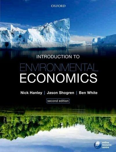 Introduction to Environmental Economics