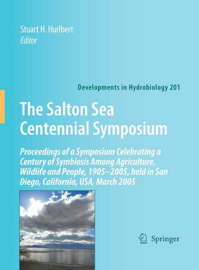 The Salton Sea Centennial Symposium