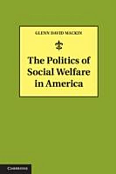 Politics of Social Welfare in America