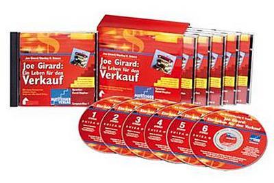 Joe Girard, Ein Leben für den Verkauf, 6 Audio-CDs