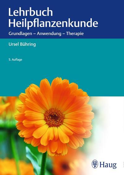 Lehrbuch Heilpflanzenkunde