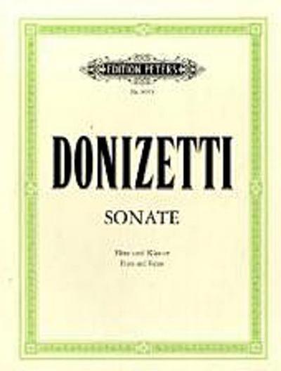 Sonate für Flöte und Klavier C-Dur