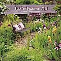 Gartenträume 2019. Broschürenkalender