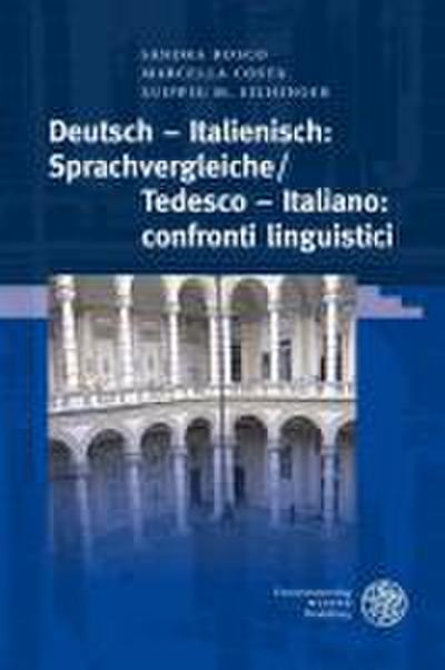 Deutsch - Italienisch: Sprachvergleiche / Tedesco - Italiano: confronti linguistici