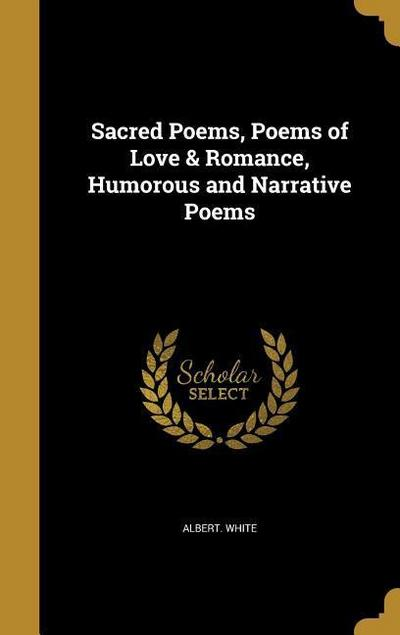 SACRED POEMS POEMS OF LOVE & R