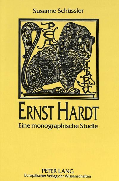 Ernst Hardt