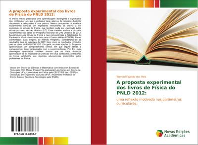 A proposta experimental dos livros de Física do PNLD 2012: