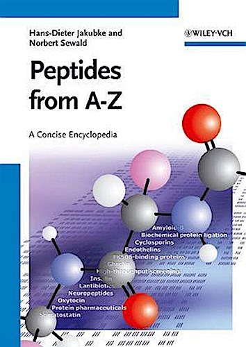 Peptides from A to Z Norbert Sewald