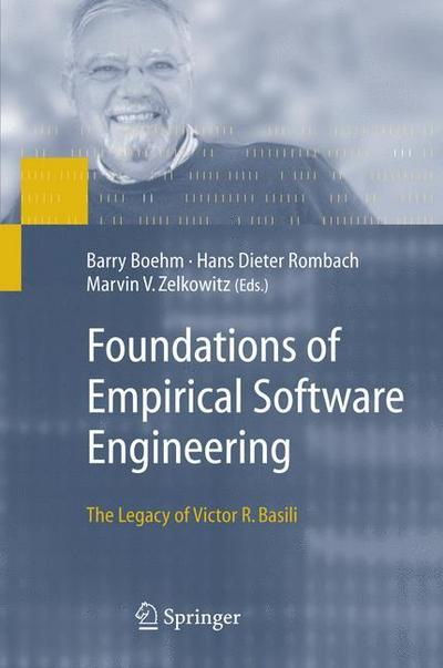 Foundations of Empirical Software Engineering