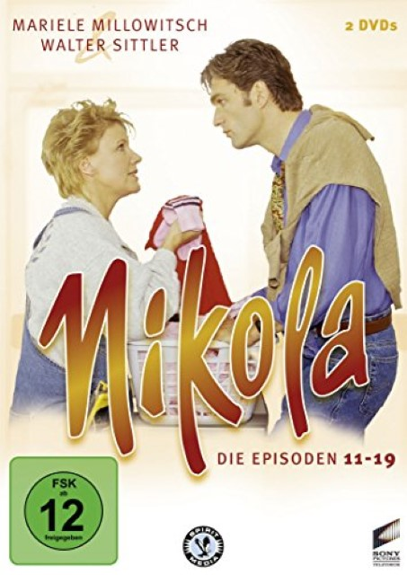 Nikola - Box 2 - Episoden 11-19 Mariele Millowitsch