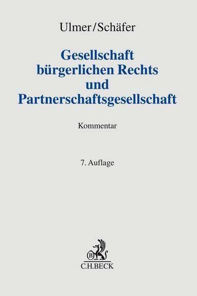 Gesellschaft bürgerlichen Rechts und Partnerschaftsgesellschaft