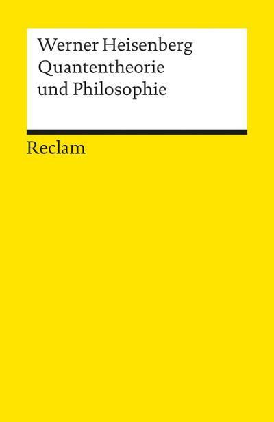 Quantentheorie und Philosophie
