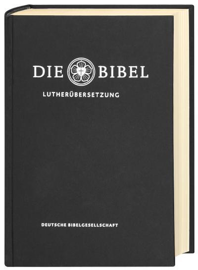 Lutherbibel revidiert 2017 - Die Taschenausgabe (schwarz)