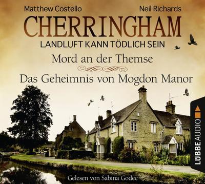 Cherringham - Folge 1 & 2: Landluft kann tödlich sein. Mord an der Themse und Das Geheimnis von Mogdon Manor. (Ein Fall für Jack und Sarah)